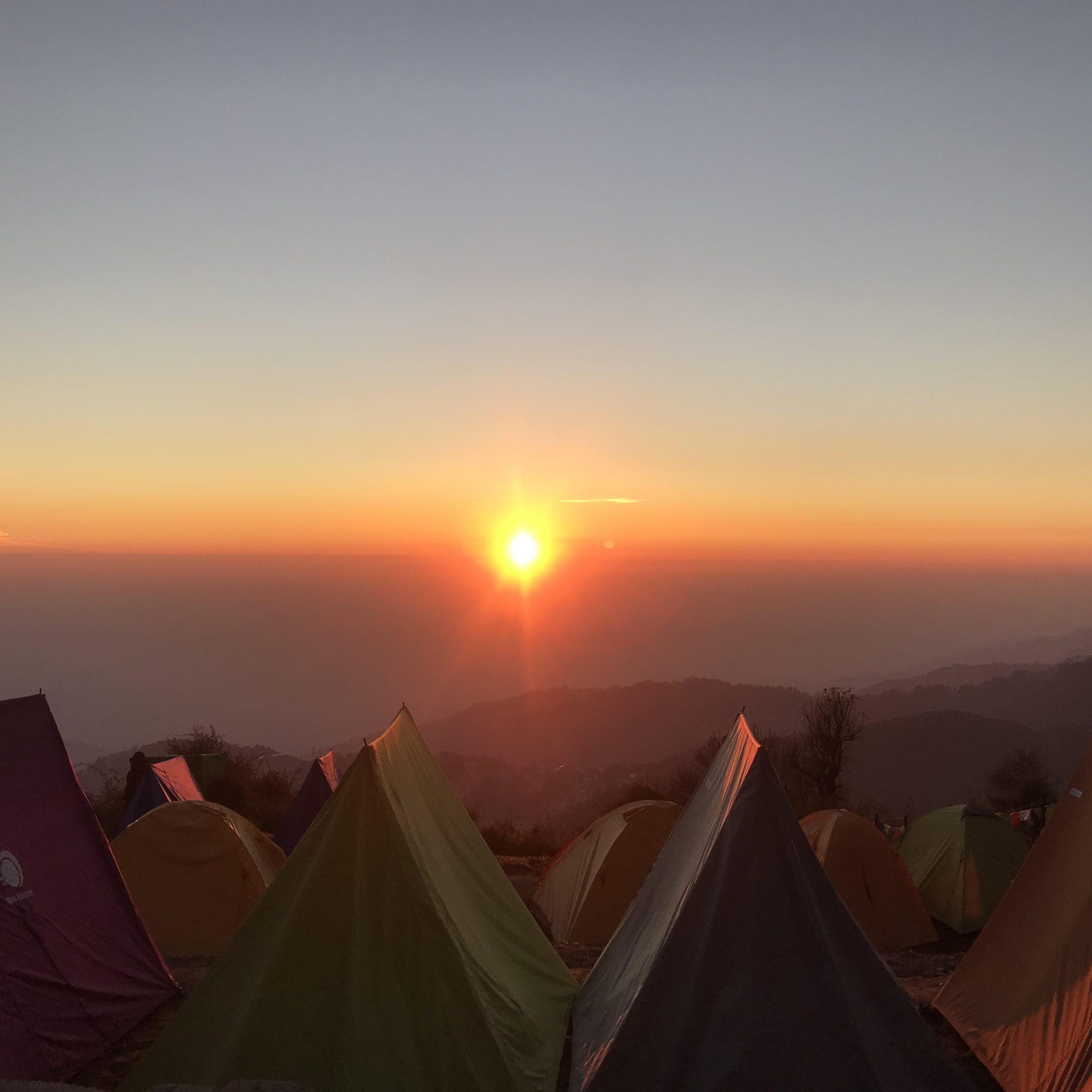Day 02:- Leta Village Camps  –  Bhagsu Nag