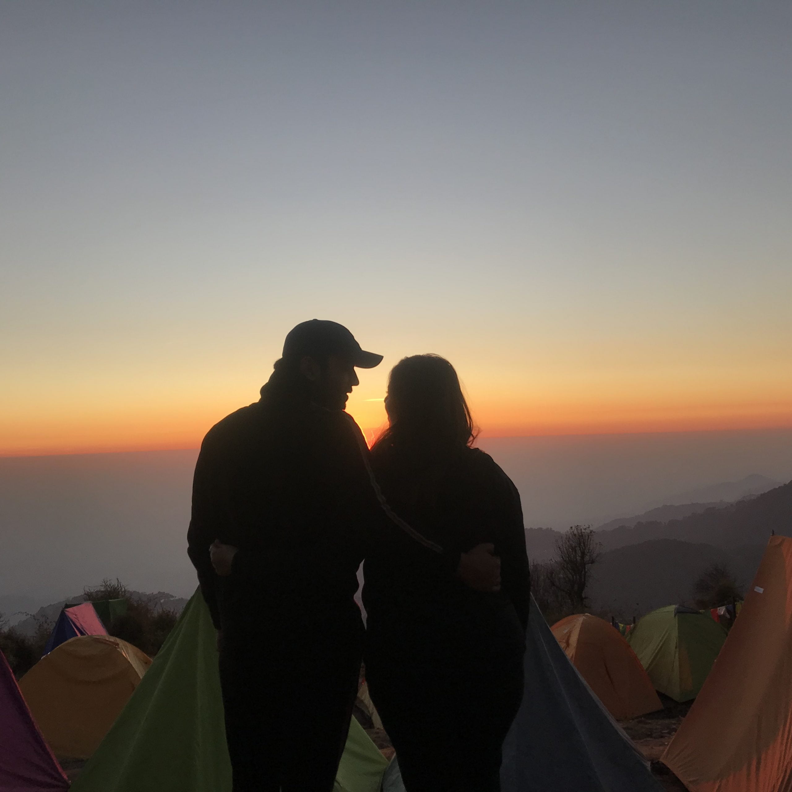 Life is best when you are camping..  01 Night / 02 Days
